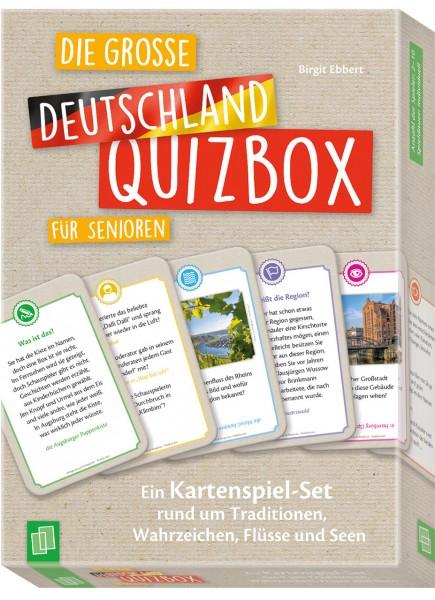 Die große Deutschland Quizbox