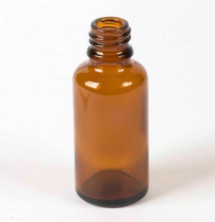 Geschmäcksgläser - Flasche braun