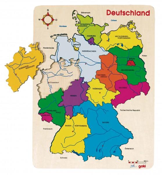 Deutschlandpuzzle