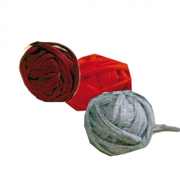 Bändchenmaterial 1 kg farbig sortiert
