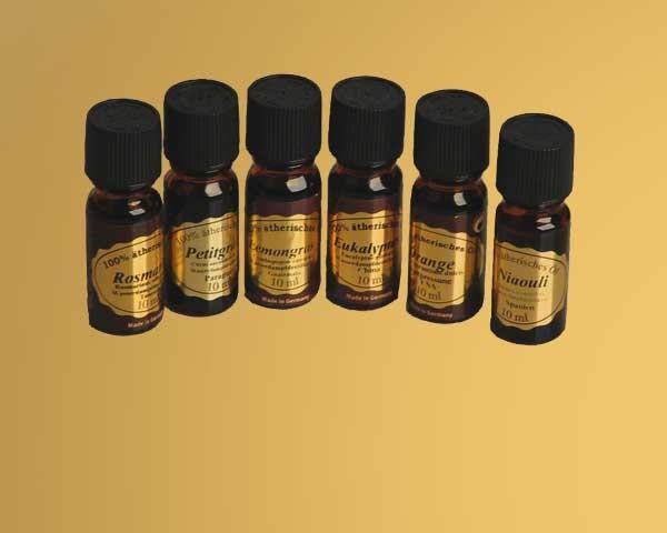 Duftsammlung Blumenstrauß (Parfümöle)
