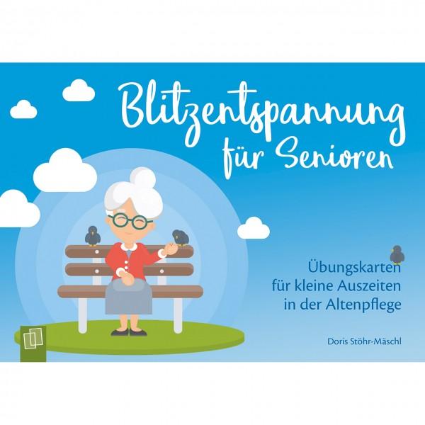 Blitzentspannung für Senioren Übungskarten-Set