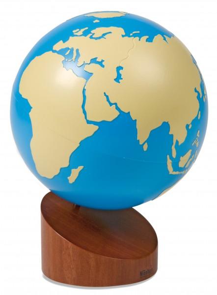 Globus Land-Wasser 2 lackiert