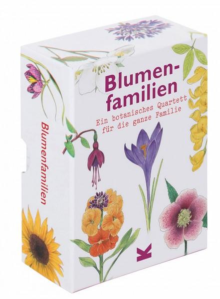 Blumenfamilien (Botanisches Quartett)
