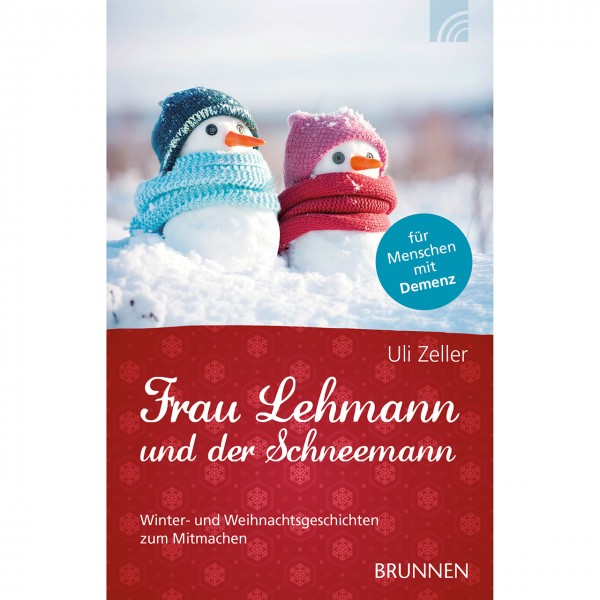 Frau Lehmann und der Schneemann