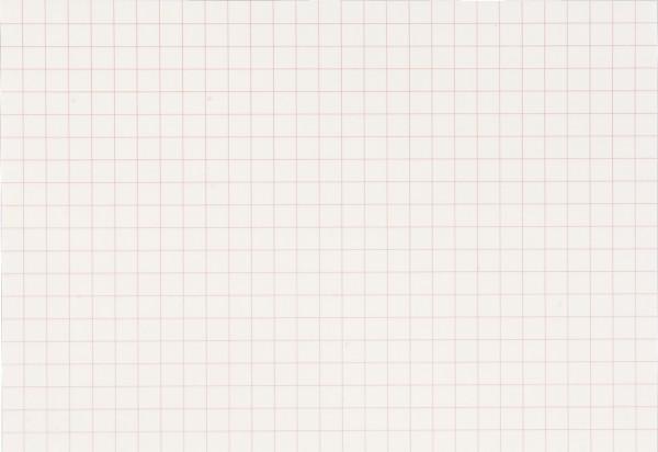 Kariertes Rechenpapier 10 x 10 mm Karo (250 Blatt)