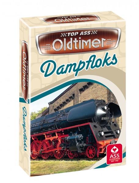 Oldtimer Quartett Dampfloks
