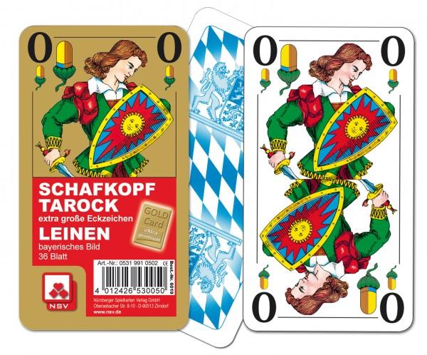 Schafkopf-Tarock / Großzeichen