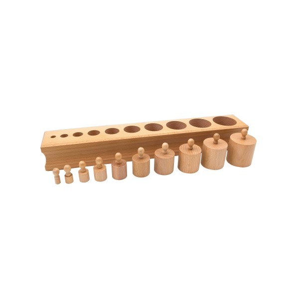 Block mit Zylindern 1 (GAM)