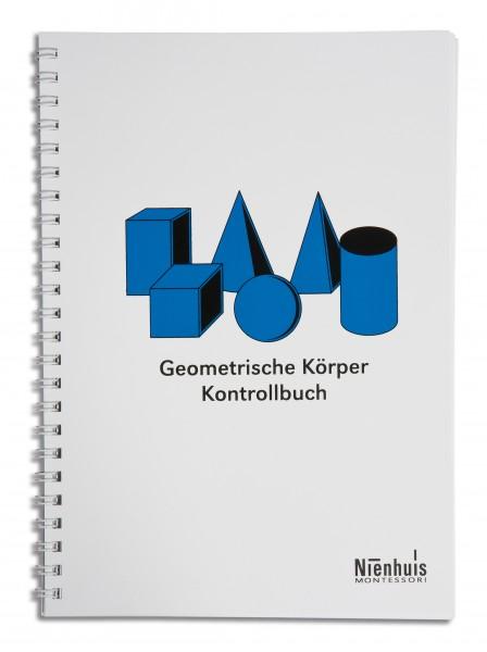 Kontrollbuch Geometrische Körper