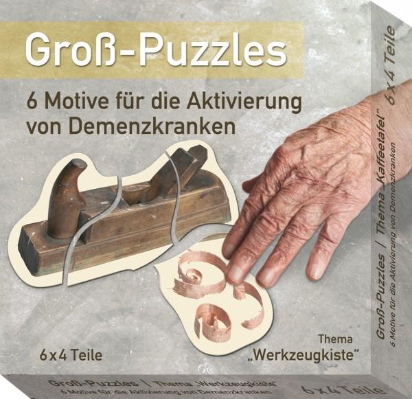 Gross-Puzzles Werkzeugkiste
