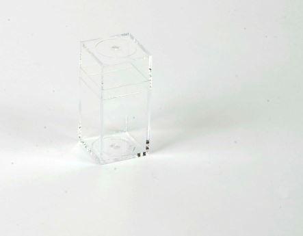 Plastikdose für Pfeile, klein