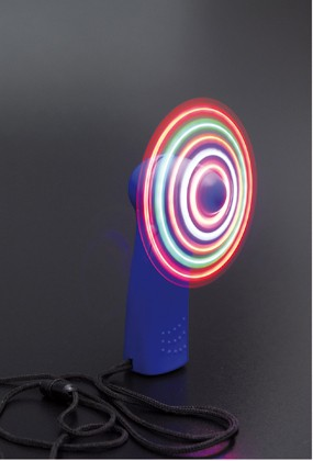 LED-Handventilator