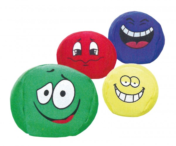 Lachendes Gesicht (Ball)