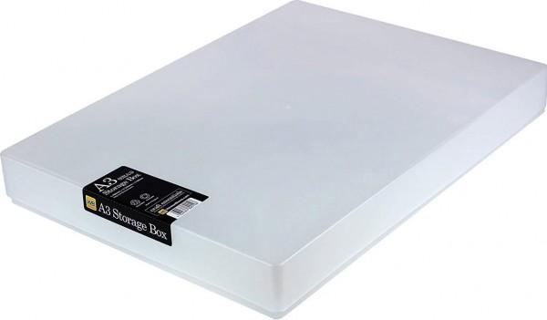 Kunststoffbox mit Deckel A3