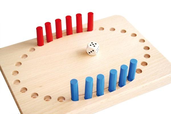 Teamsprint Gesellschaftsspiel