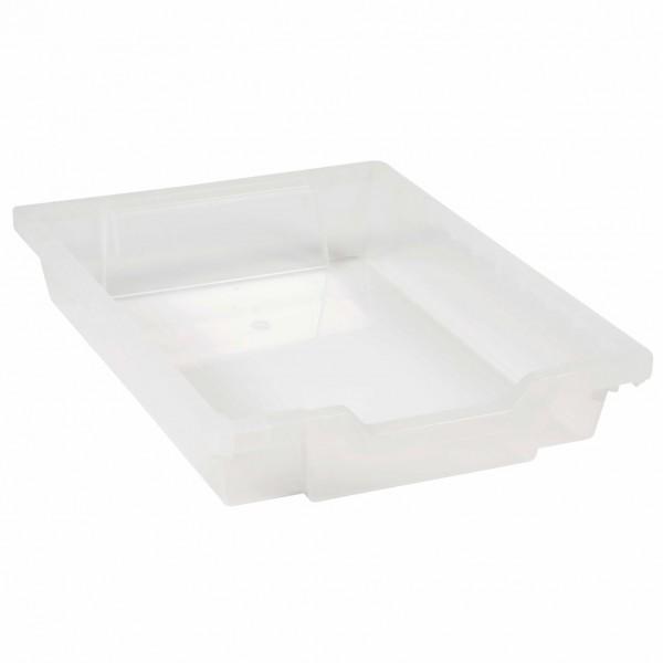 Schublade 7 cm transparent