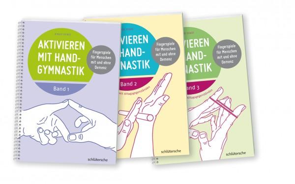 Aktivieren mit Handgymnastik Komplettpaket 1-3