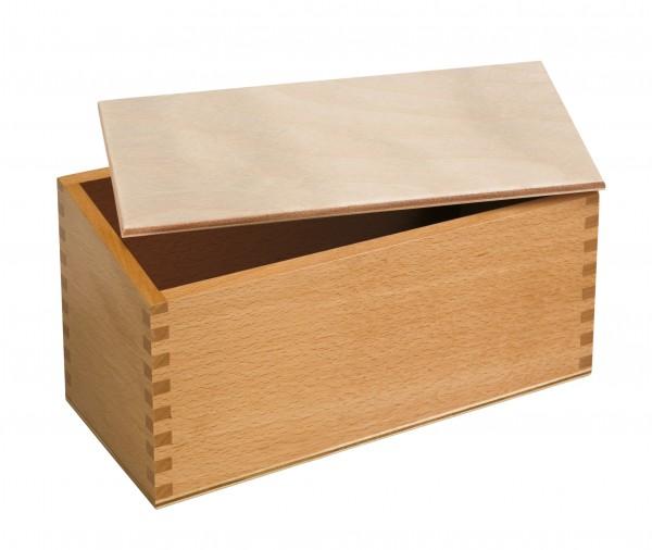 Holzkasten für Fähnchen