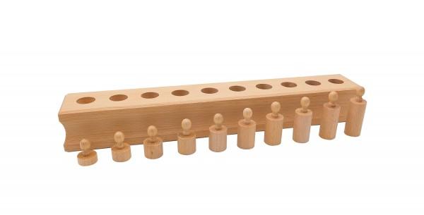 Block mit Zylindern 4 (GAM)