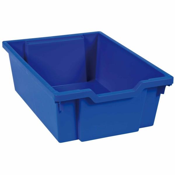 Schublade 15 cm blau