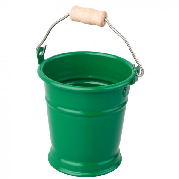 Mini-Eimer grün