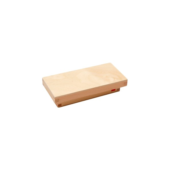 Kasten mit Deckel für die kleinen Zahlenkarten (GAM)