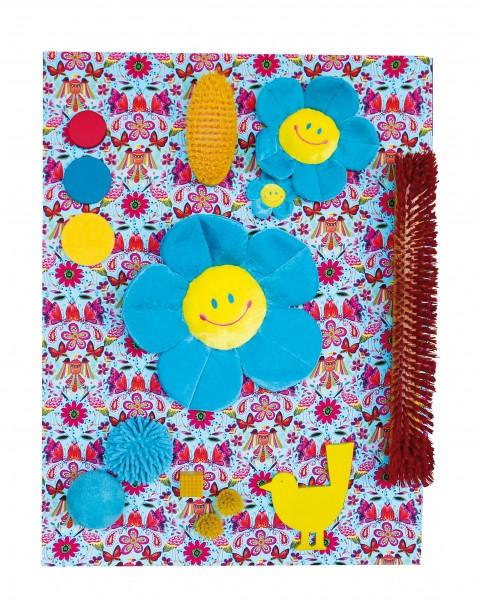 Tastbild Sommerblue