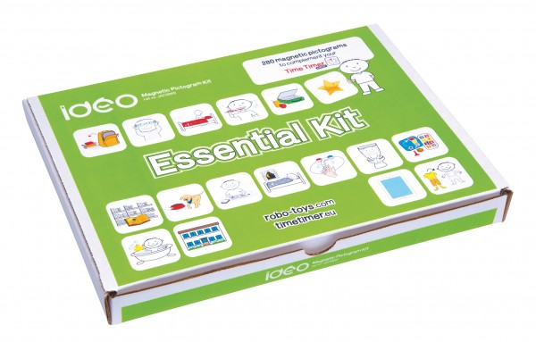 Essential Kit Sequenzen (TimeTimer)