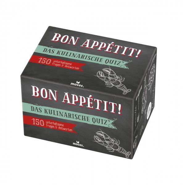 Bon Appetit Quiz
