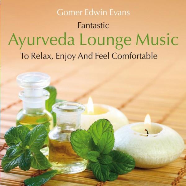 Ayurveda Lounge Music (CD)