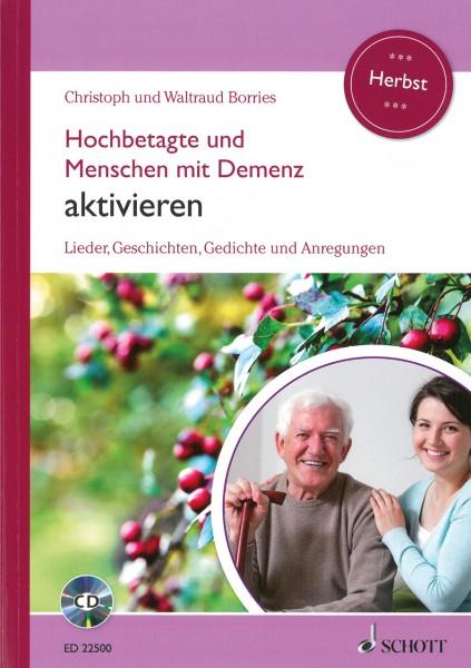 Herbst - Hochbetagte und Menschen mit Demenz aktivieren