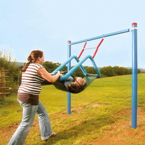 Easy Swing Stahlgestell komplett mit Sessel