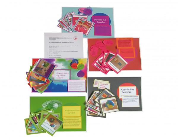 Das Material zum Montessori- Material Legespiel