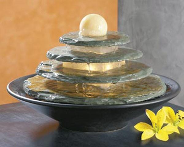 Schieferbrunnen Tao