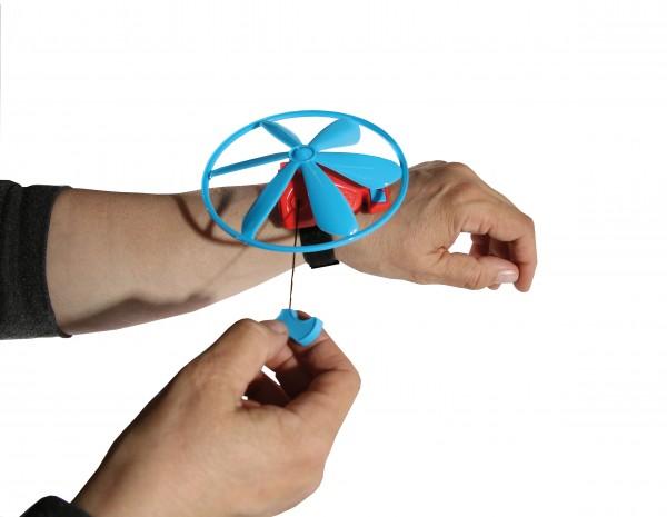 Arm-Flugscheibe