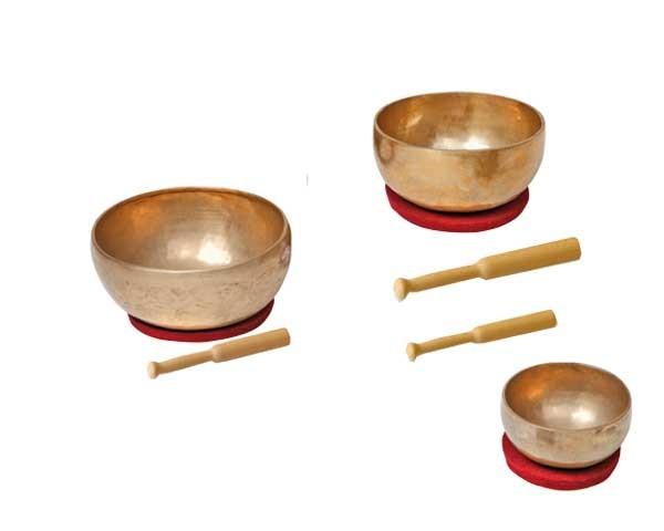 Tingsha Klangschalen Set