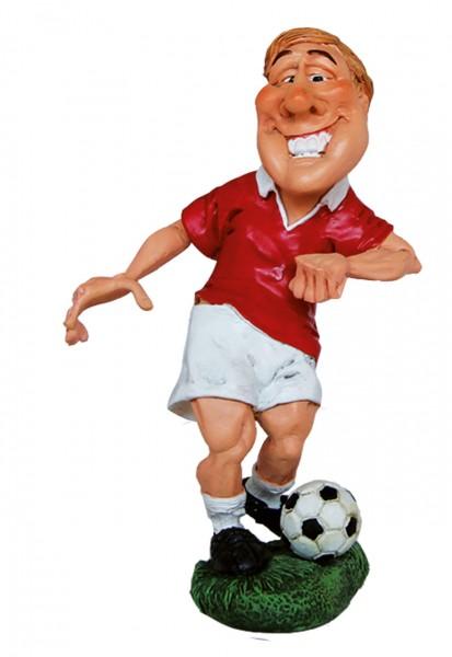 Fussballspieler Günter Netzer (ca. 16 cm)