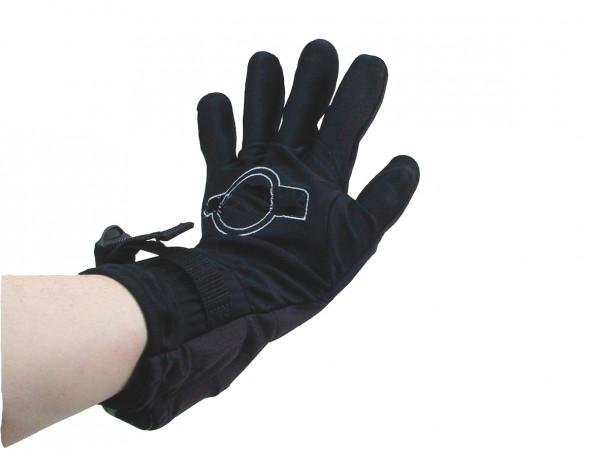 Vibrierender Handschuh rechts