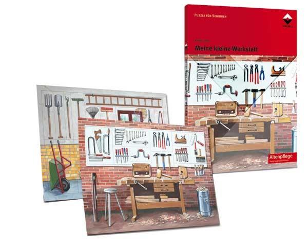 Meine kleine Werkstatt (Puzzle Serie 1)