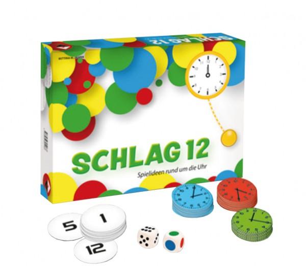 Schlag 12 Spielideen rund um die Uhr