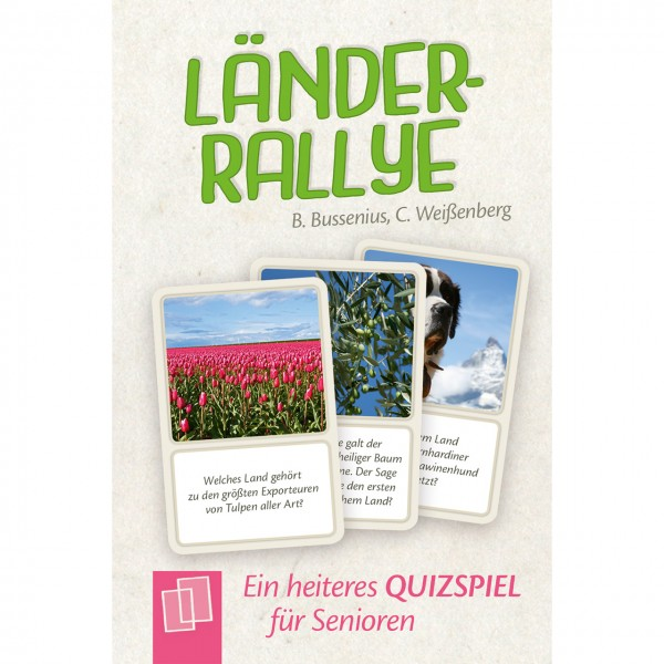 Länderralley Quizspiel