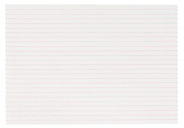 Schreibpapier einfach liniert (250 Blatt)