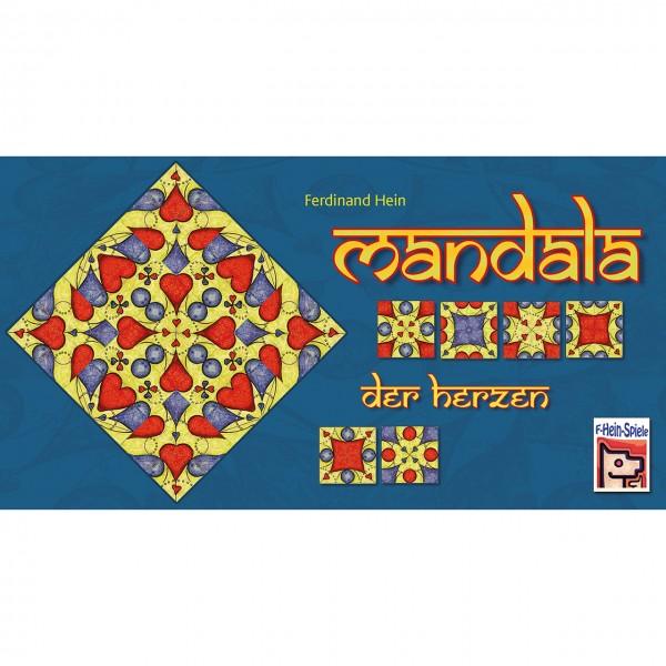 Mandala der Herzen