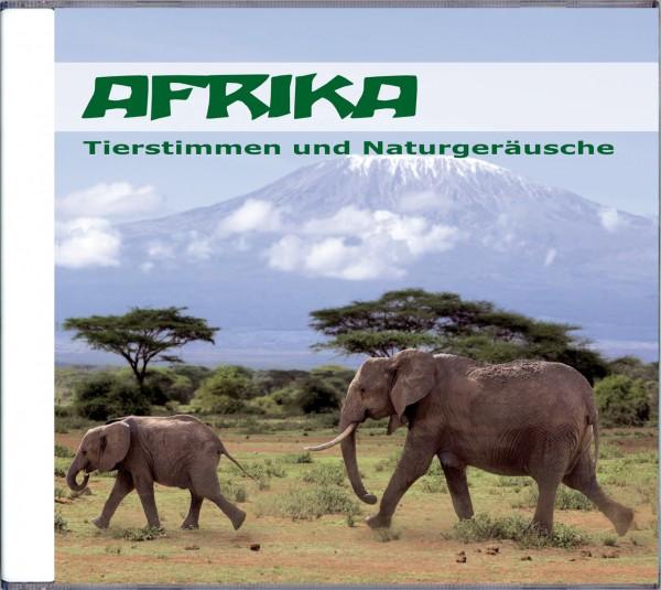 Afrika (Tierstimmen und Naturgeräusche)