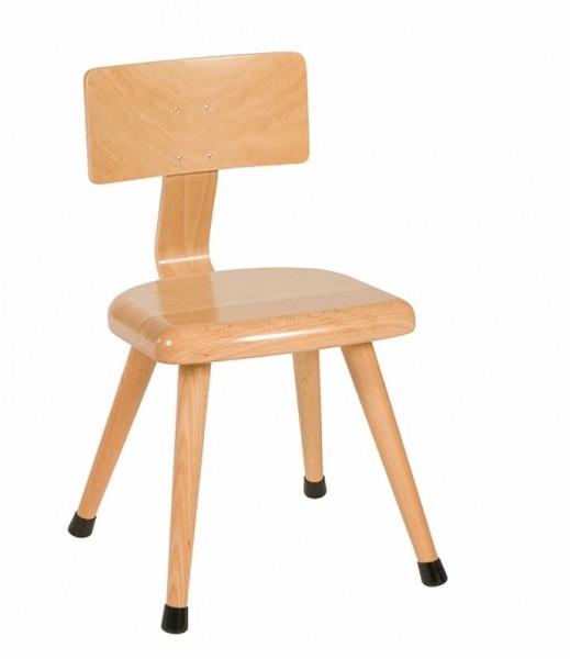Stuhl - gelb 35 cm