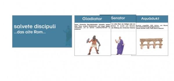 Salvete discipuli - altes Rom