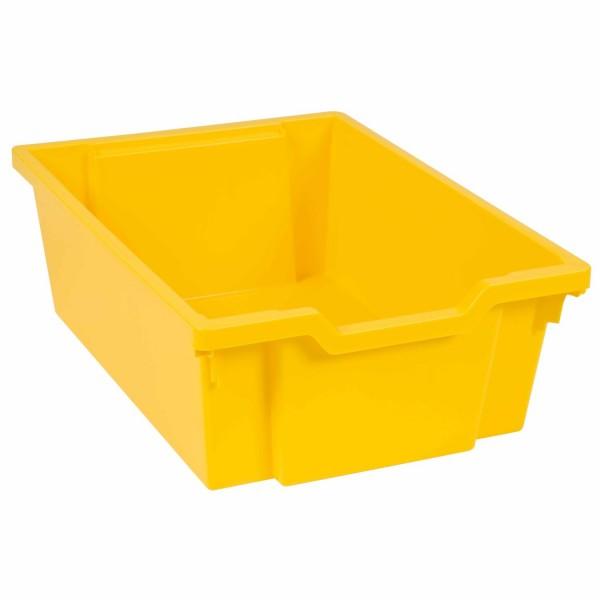 Schublade 15 cm gelb