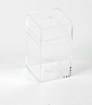 Große Plastikdose für Pfeile