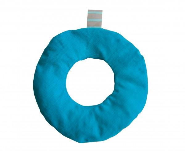 KRINGEL BLUE Stoffscheibe
